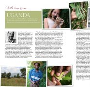With Love From Uganda - Waitrose Food Illustrated